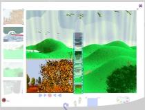 """Lernen: """"Mosaikbilderplanet"""""""